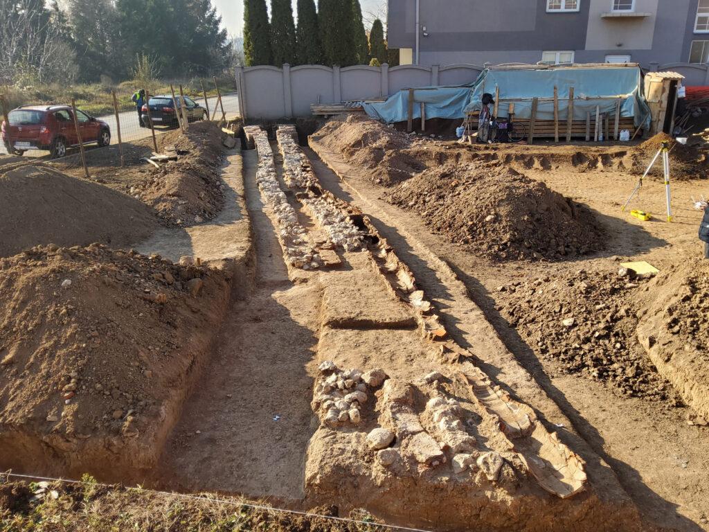 Rimski vodovod Pantelej, Foto: Zavod za zaštitu spomenika Niš